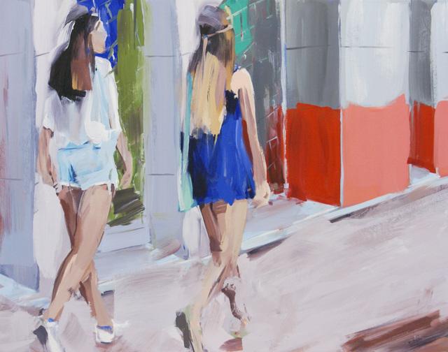 , 'Teenies,' 2018, Caldwell Snyder Gallery
