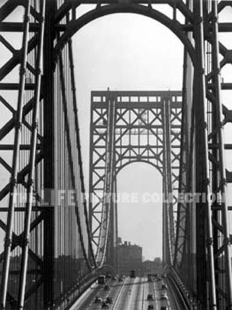 Andreas Feininger, 'George Washington Bridge, New York', 1950, Contessa Gallery