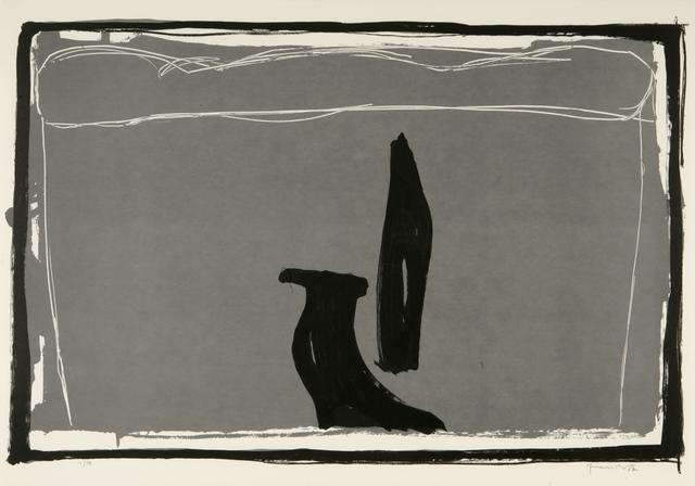 , 'Landscape 5,' 1987, Flowers