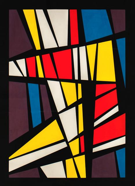 , 'Vitral,' 1960, Galería de las Misiones