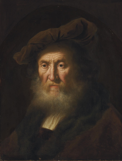 , 'Head of an old man, bust-length,' , Christie's Old Masters