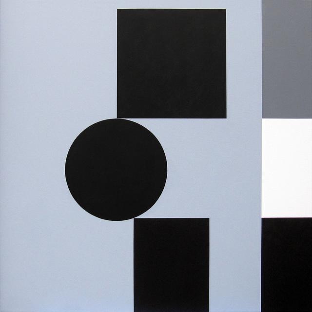 , 'Poised 2,' 2015, David Richard Gallery