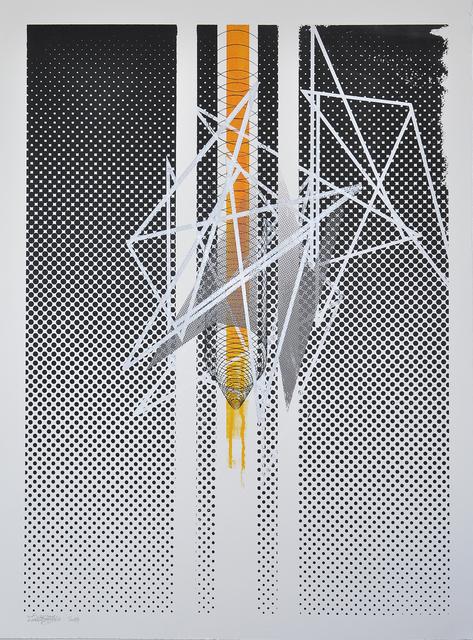 , 'Tirage unique sérigraphié #20,' 2017, Mirus Gallery