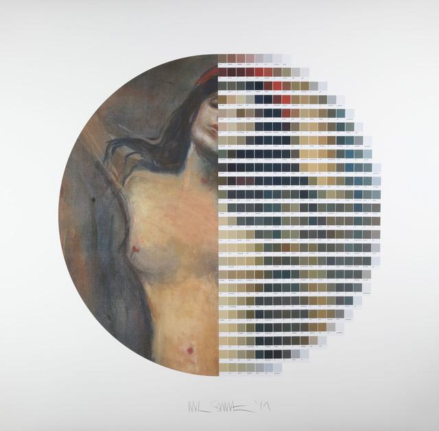 , 'Munch - Madonna,' 2019, Rhodes