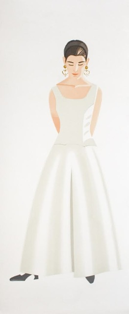 Alex Katz, 'Wedding Dress', 1993, Gregg Shienbaum Fine Art