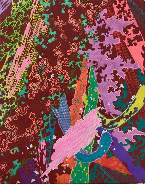 , 'Pollen No. 20,' 2018, ART LABOR Gallery