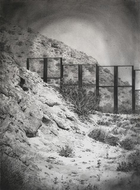 , 'Desert,' 2017, Castor Gallery