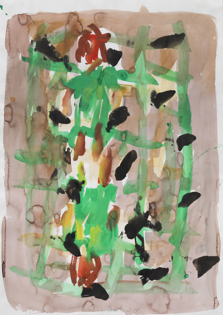 """, '""""Untitled"""",' 1991, Michael Werner Gallery"""