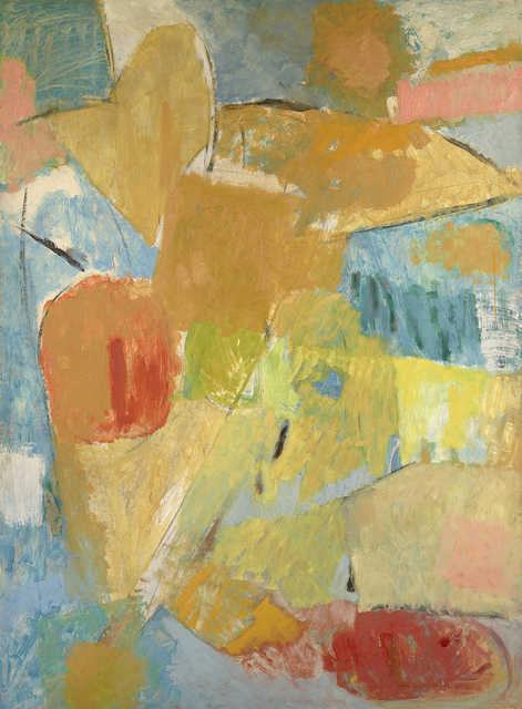 , 'Summer Day II,' 1952, Berry Campbell Gallery