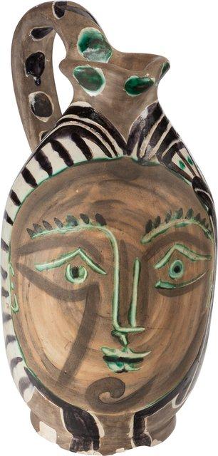 Pablo Picasso, 'Femme du barbu', 1953, Heritage Auctions