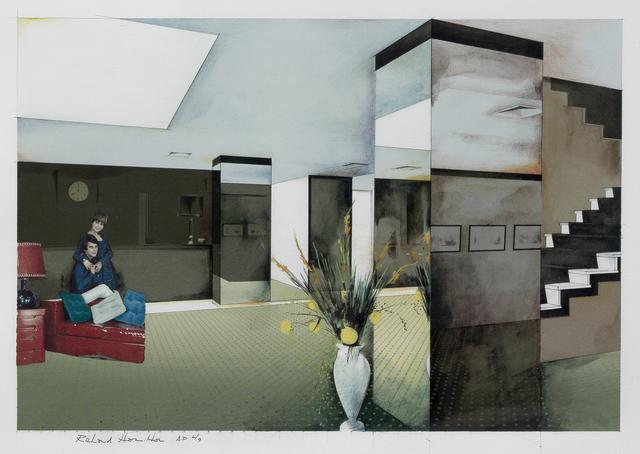 Richard Hamilton, 'Lobby', 1984, Sims Reed Gallery