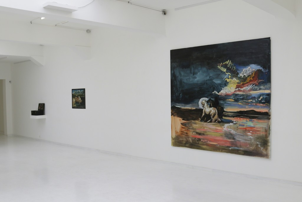 A Burning Bush - Guy Slabbinck at NK Gallery