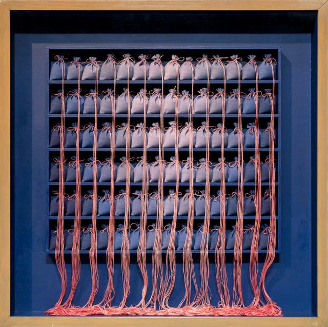 , 'Blue Memory Dust,' 1983-1984, Allan Stone Projects