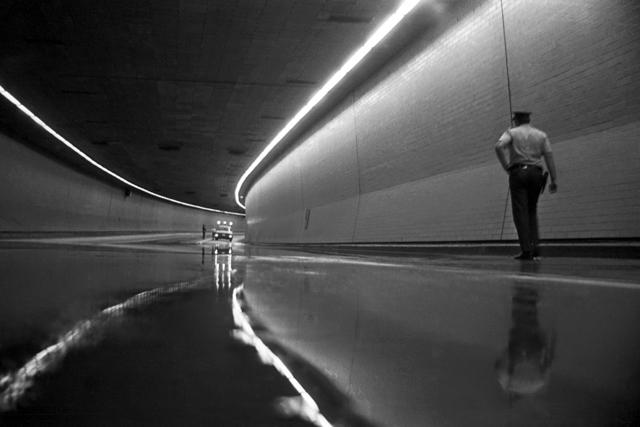 Réjean Meloche, 'Tunnel', ca. 1975, The Print Atelier
