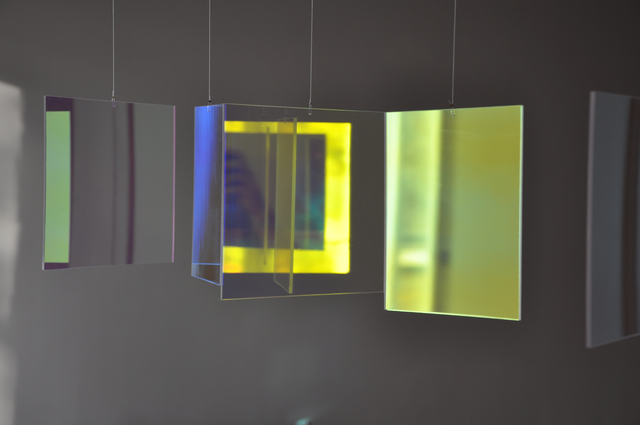 , 'Ligne Mobile ,' 2014, Galerie Denise René