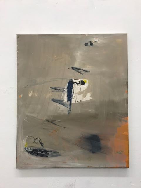 Finlay Abbott Ellwood, 'Middlesex Filter Beds', 2018, Mixed Media, Mixed Media on Canvas, Vardaxoglou