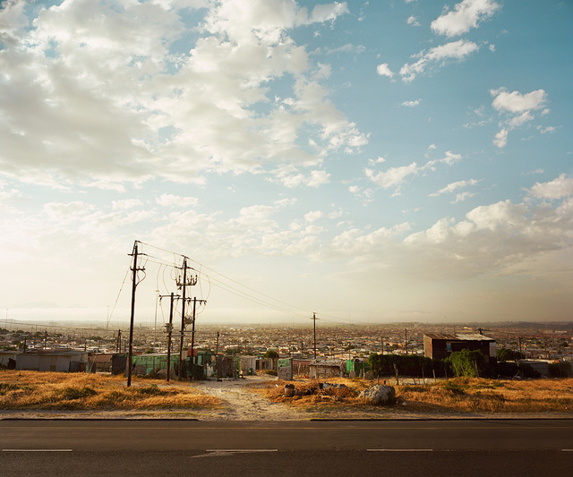 LM Chabot, 'Cape Town, SA 05', 2016, The Print Atelier