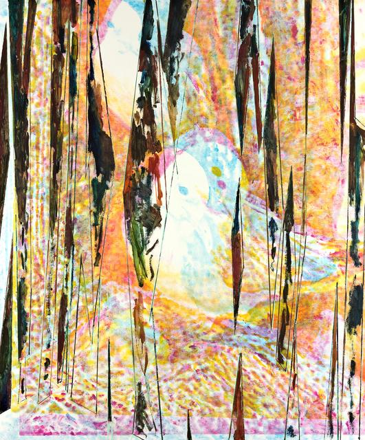 , 'Trees Walking,' 2015, Gallery 16