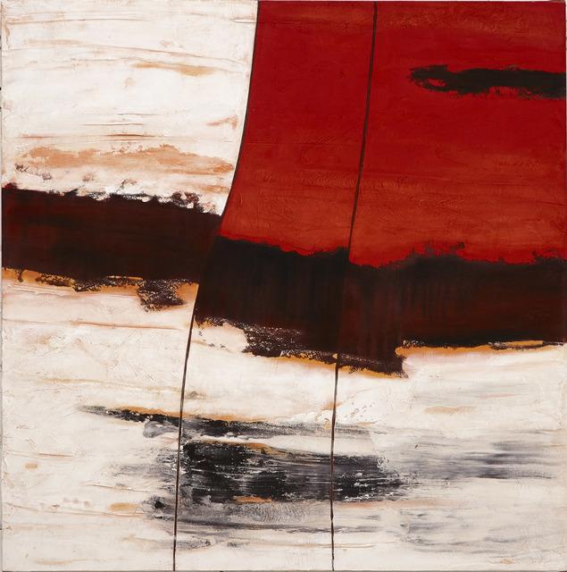 , 'Limestone Split #1,' 2013, Galerie Bhak