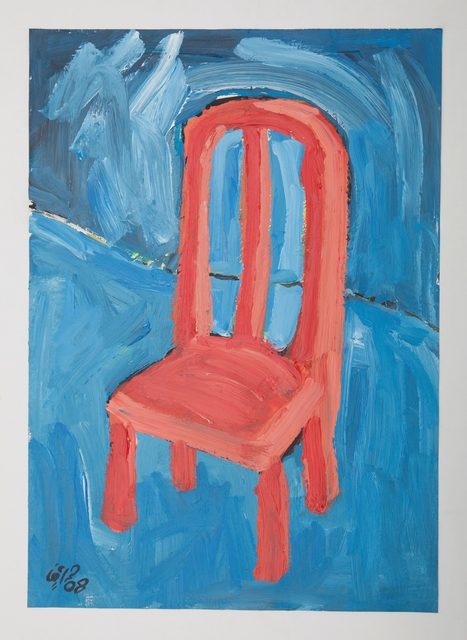, 'Chair No. 2,' 2008, Gallery Isabelle van den Eynde