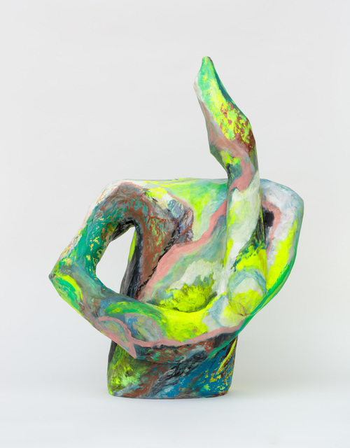 , ' ,' 2018, Rachel Uffner Gallery