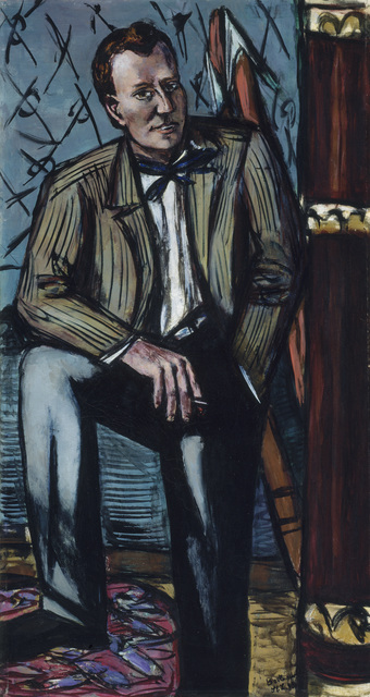 , 'Perry T. Rathbone,' 1948, Museum of Fine Arts, Boston