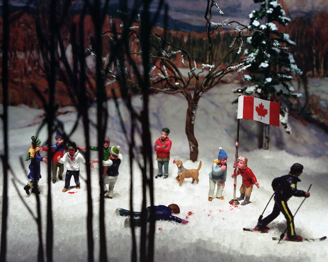Diana Thorneycroft, 'Group of Seven Awkward Moments (In Algonquin Park)', 2007, Art Mûr