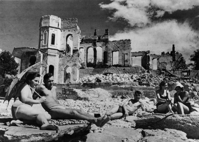 , 'Life Again, Sevastopol, May, 1944,' 1944, Etherton Gallery