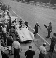 , 'Italy Grand Prix,' 1955, The Halsted Gallery