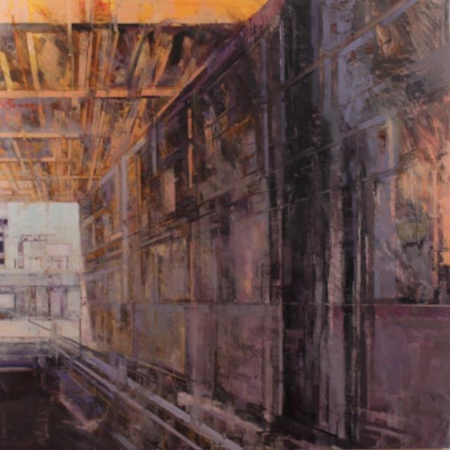 , ' Shifting Planes,' 2018, J. Cacciola Gallery