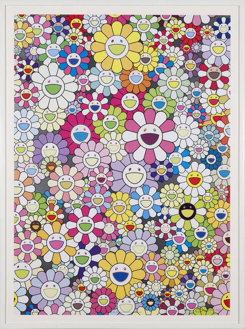 , 'An Homage to Yves Klein, Multicolor B,' 2012, Gagosian