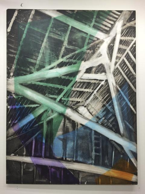 Kurt Lightner, 'Cathedrals of work#17', 2016, Waterhouse & Dodd
