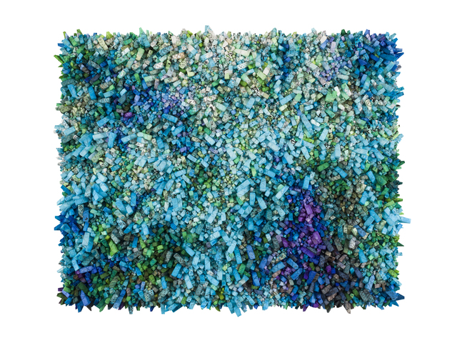 , 'Aggregation 17-DE108,' 2017, Pearl Lam Galleries