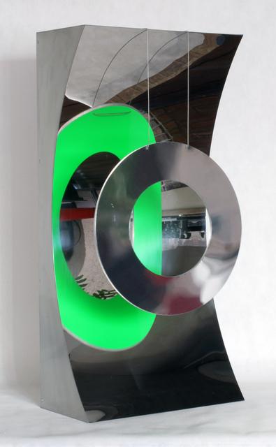 , 'Espaço Reflexo,' 2014, Espaço Eliana Benchimol