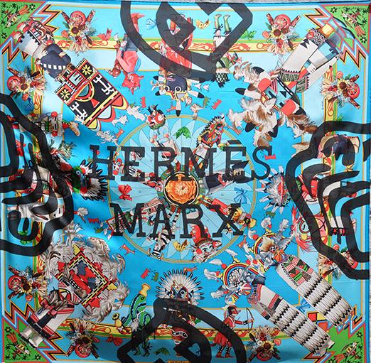 , 'Hermes Marx,' 2013, Kai Matsumiya