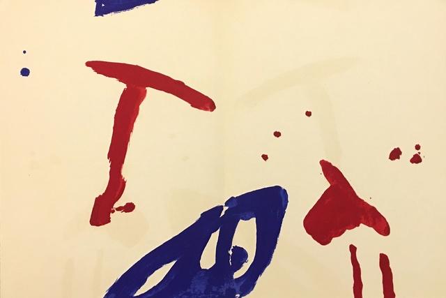 Pierre Tal-Coat, 'From 'Derrière Le Miroir - Tal-Coat'', 1962, Eames Fine Art