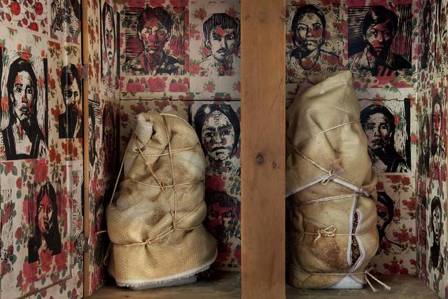 Muriel Hasbun, 'Homage, (El altar de la memoria 2014.03.25, El Congo, from the series si je meurs/if I die,', 2016, RoFa Projects
