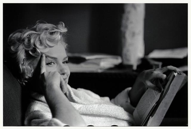 Elliott Erwitt, 'US actress Marilyn MONROE. New York, USA.', 1956, Magnum Photos