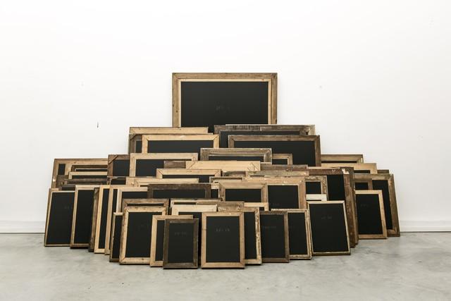 , 'La loi normale des erreurs, 2014 ,' 2014, Irene Laub Brussels