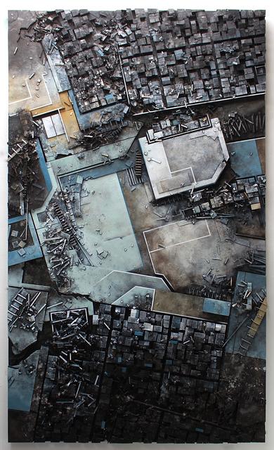 Hendrik Czakainski, 'o.T.', 2019, Urban Spree Galerie