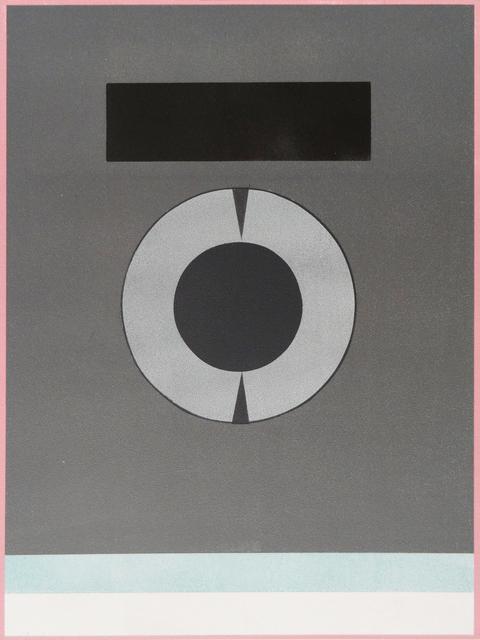 , 'Vanishing Center 4,' 2017, Fabien Castanier Gallery