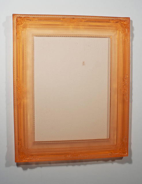 , 'ORANGE FLY,' 2012, Greg Kucera Gallery