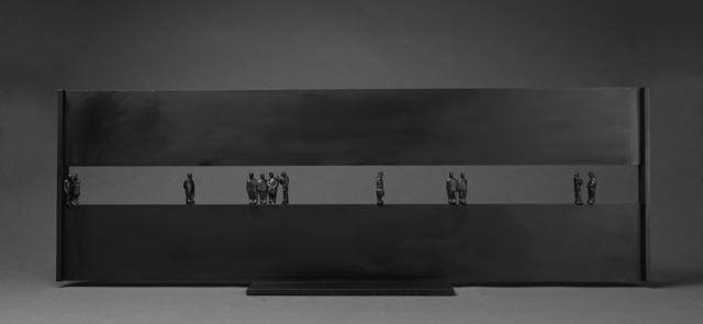 , 'In Transit II,' 2018, Cavalier Galleries