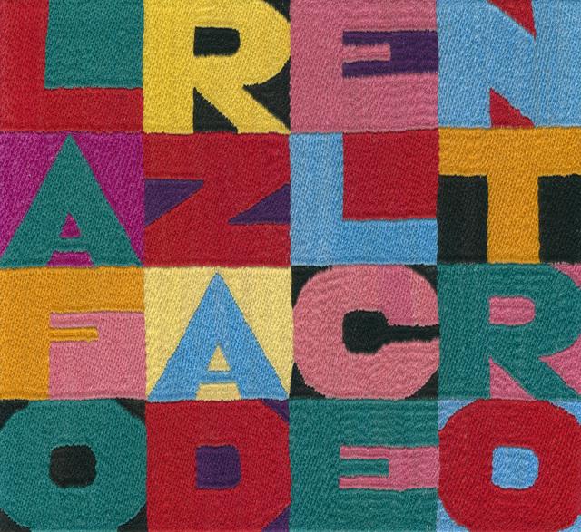 , 'La forza del centro,' 1990, Galerie Andrea Caratsch