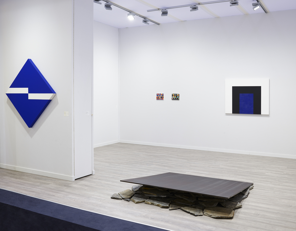 Installation view of Lisson Gallery at TEFAF New York Spring 2019.