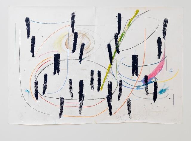, 'BA/JJ,' 2013, Peter Blum Gallery