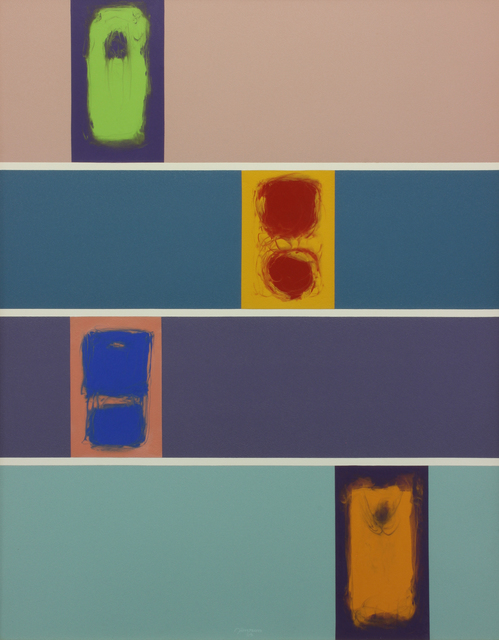 , 'Polymer No. 43,' 1964, Addison Rowe Gallery