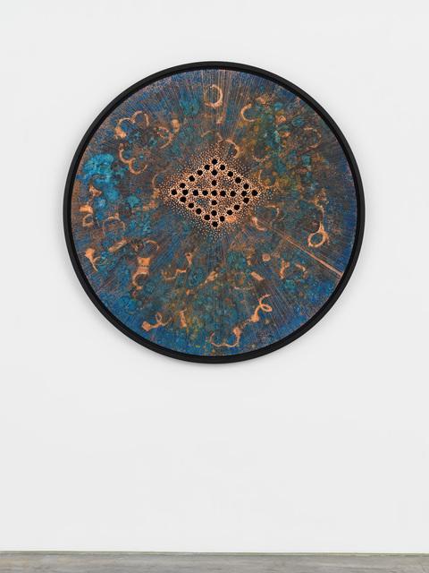 , 'Correctional Circle 1280,' 2018, Lehmann Maupin