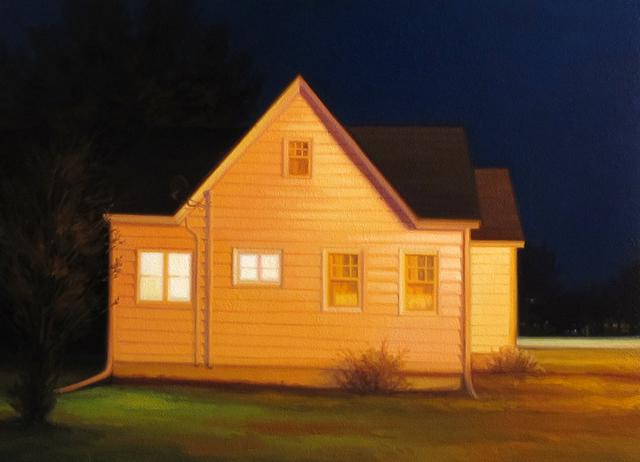 , 'Warby Lane,' 2017, George Billis Gallery