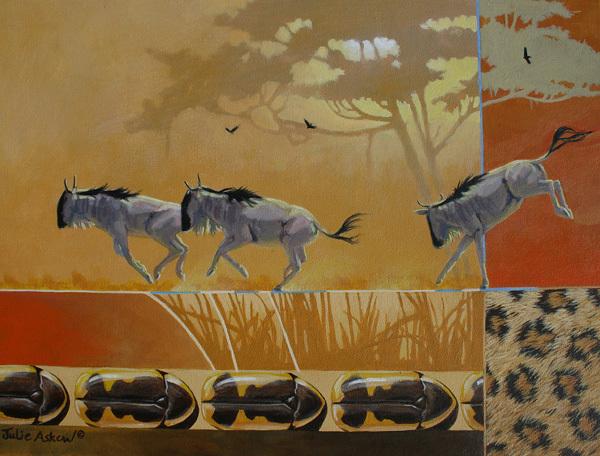 , 'Lifeline – Wildebeest,' , Trailside Galleries